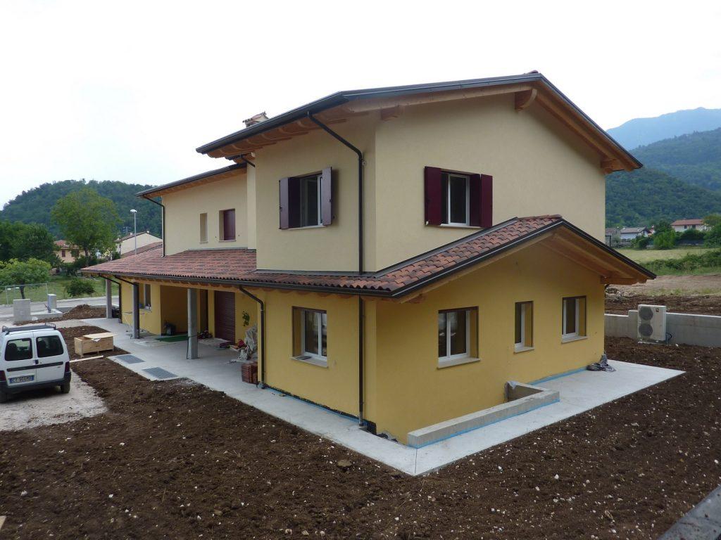 Case in legno vicenza case passive case in bioedilizia architetto ristrutturazioni edilizie - Costi di costruzione casa ...