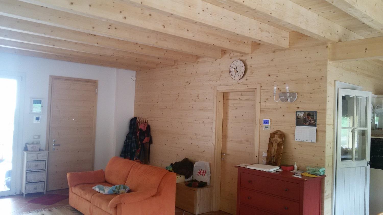 Case in legno vicenza case passive case in bioedilizia for Abitazioni interni