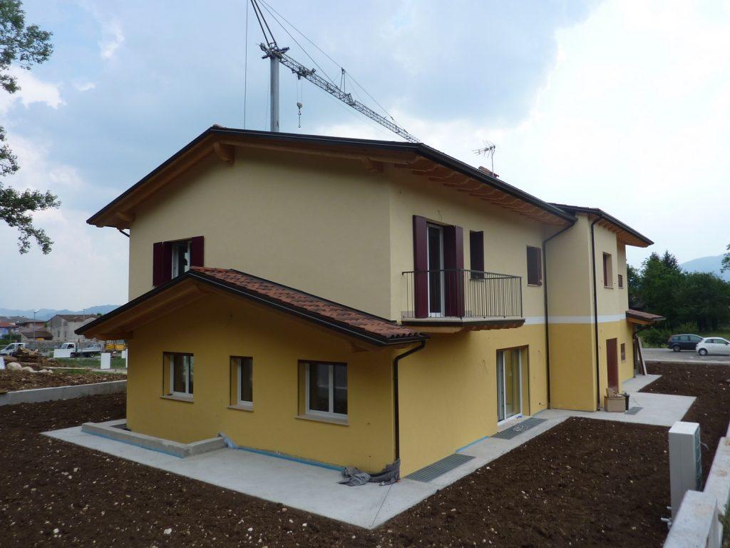 Progettazione Casa In Legno : Case in legno vicenza passive ecologiche ristrutturazioni