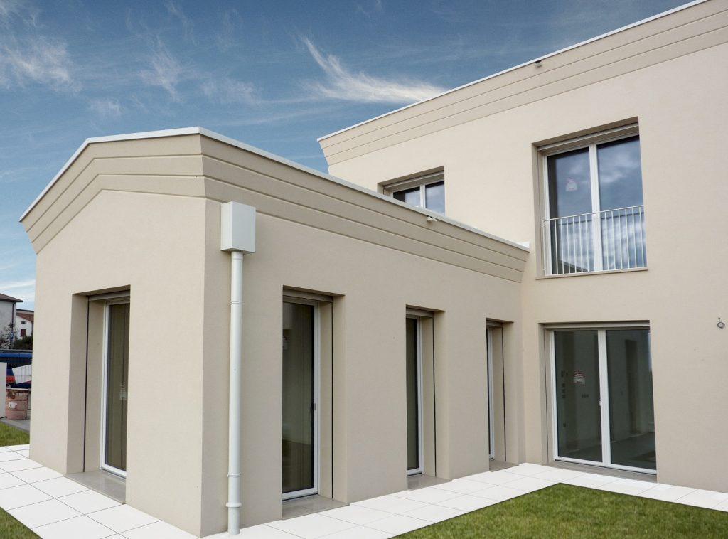 Casa ecologica passiva a thiene vicenza case in legno for Progetti case ecologiche