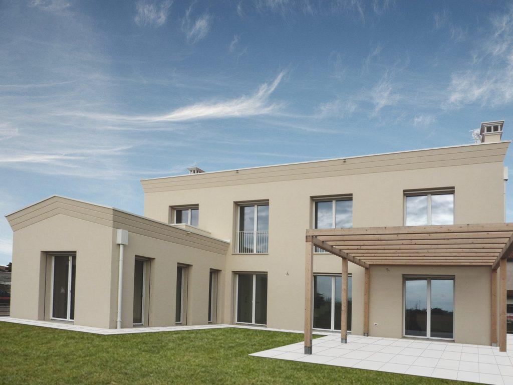 Case ecologiche passive e case in legno confort estivo comportamento come si vive - Costruire una casa costi ...