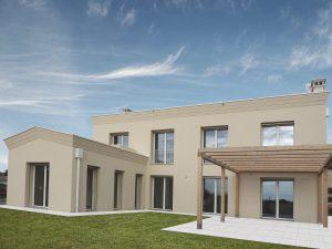 Casa ecologica passiva a thiene vicenza case in legno - Costi costruzione casa in legno ...