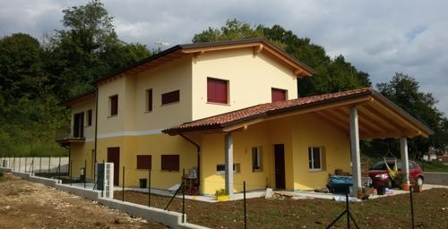 Case in legno ecologiche passive prefabbricate progetti in bioedilizia e ristrutturazioni - Costi casa in legno ...