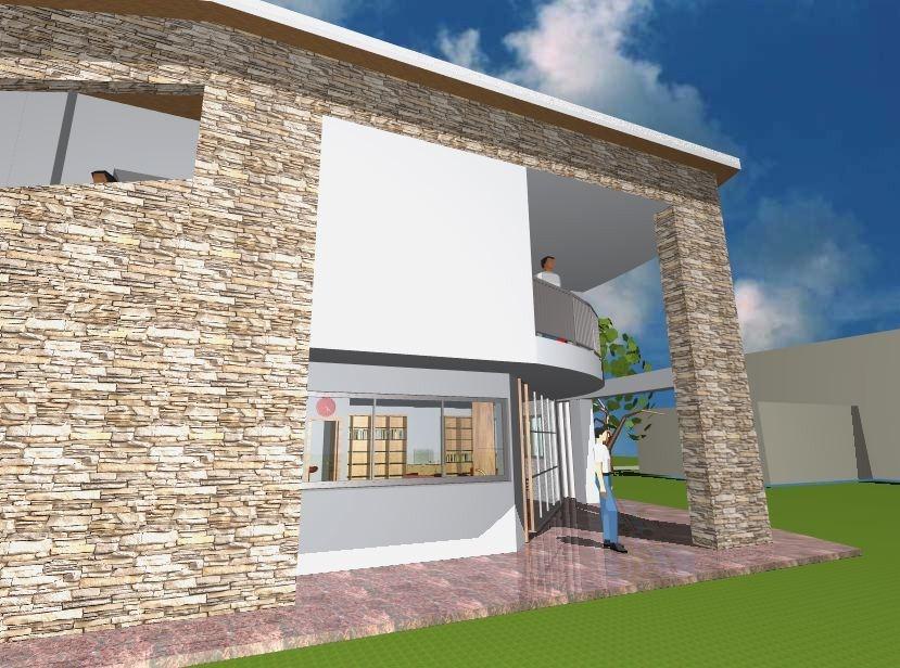 Casa ecologica a thiene vicenza case in legno - Progetto casa ecologica ...