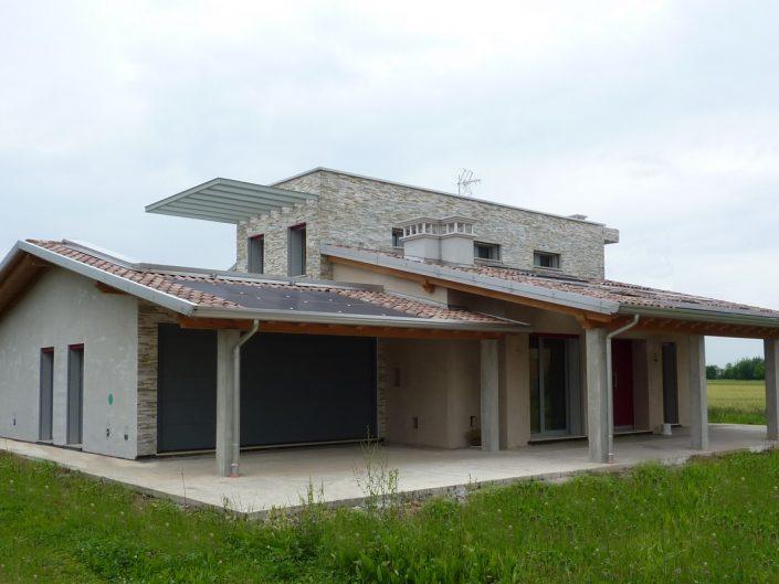 Progetti case in legno vicenza ristrutturazioni edilizie for Case ecologiche costi