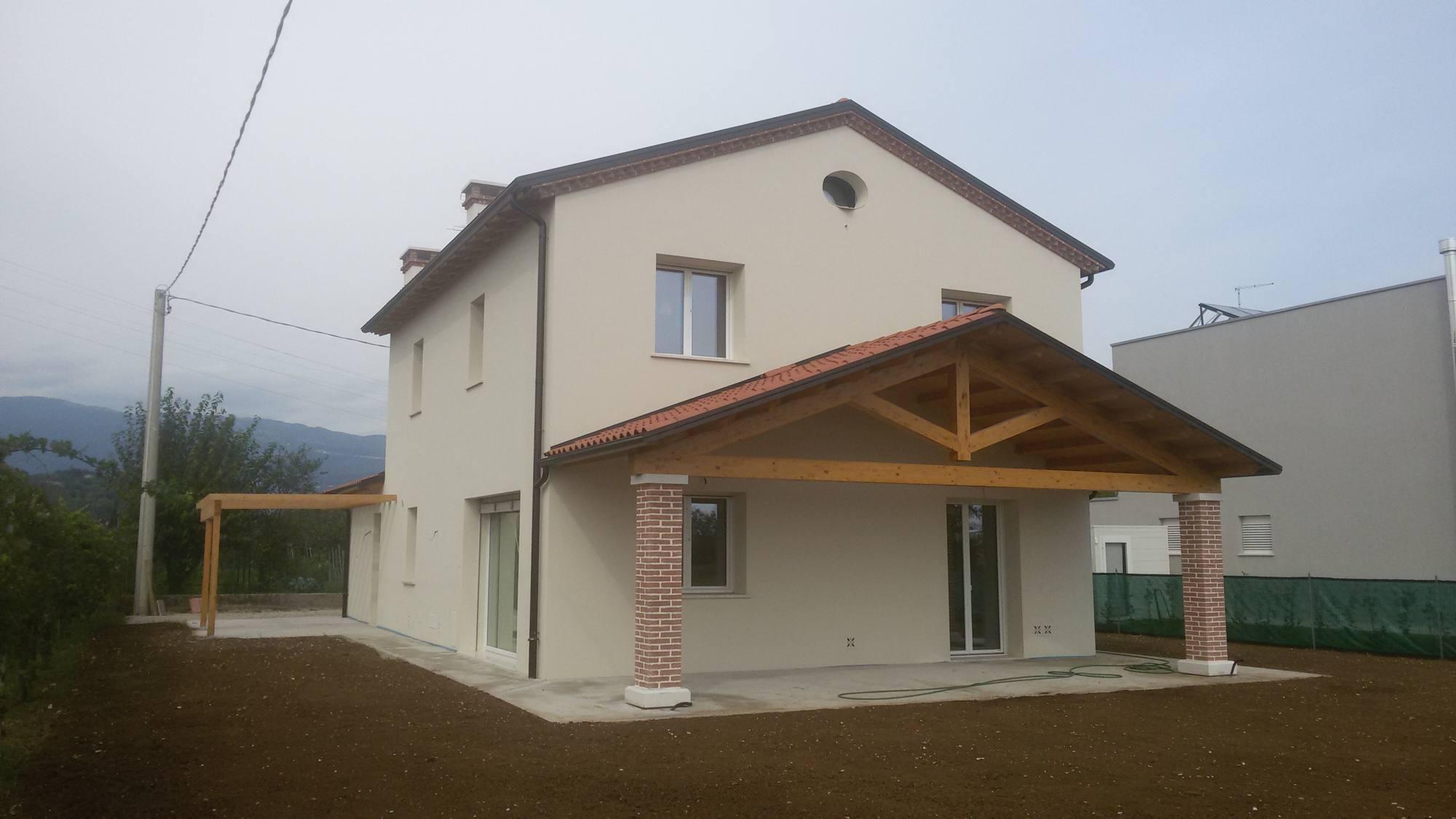 Case in legno vicenza case passive ristrutturazioni for Costruire casa tradizionale