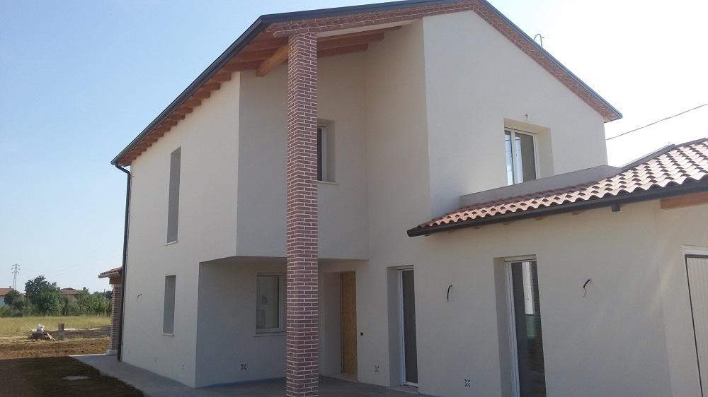 Casa ecologica passiva a breganze vicenza case in legno - Costo di costruzione di una casa ...