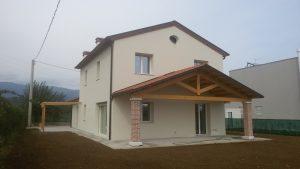 Casa ecologica passiva a breganze vicenza case in legno case ecologiche passive - Costo costruzione casa al mq 2016 ...