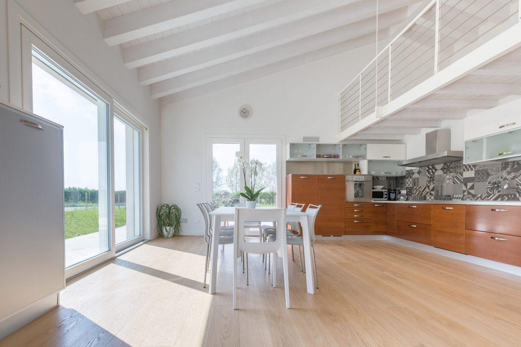 Case a un piano progetti case singole progetti with for Progetti di piani casa fienile