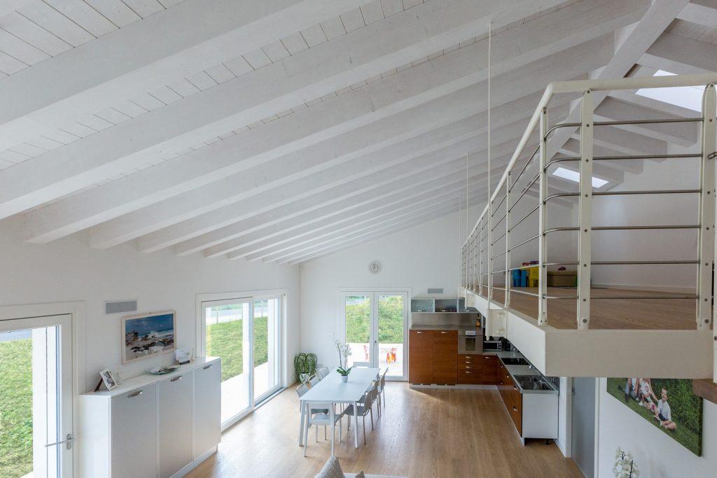 Costi prezzi reali di costruzione consuntivi chiavi in for Piani di loft di stoccaggio garage