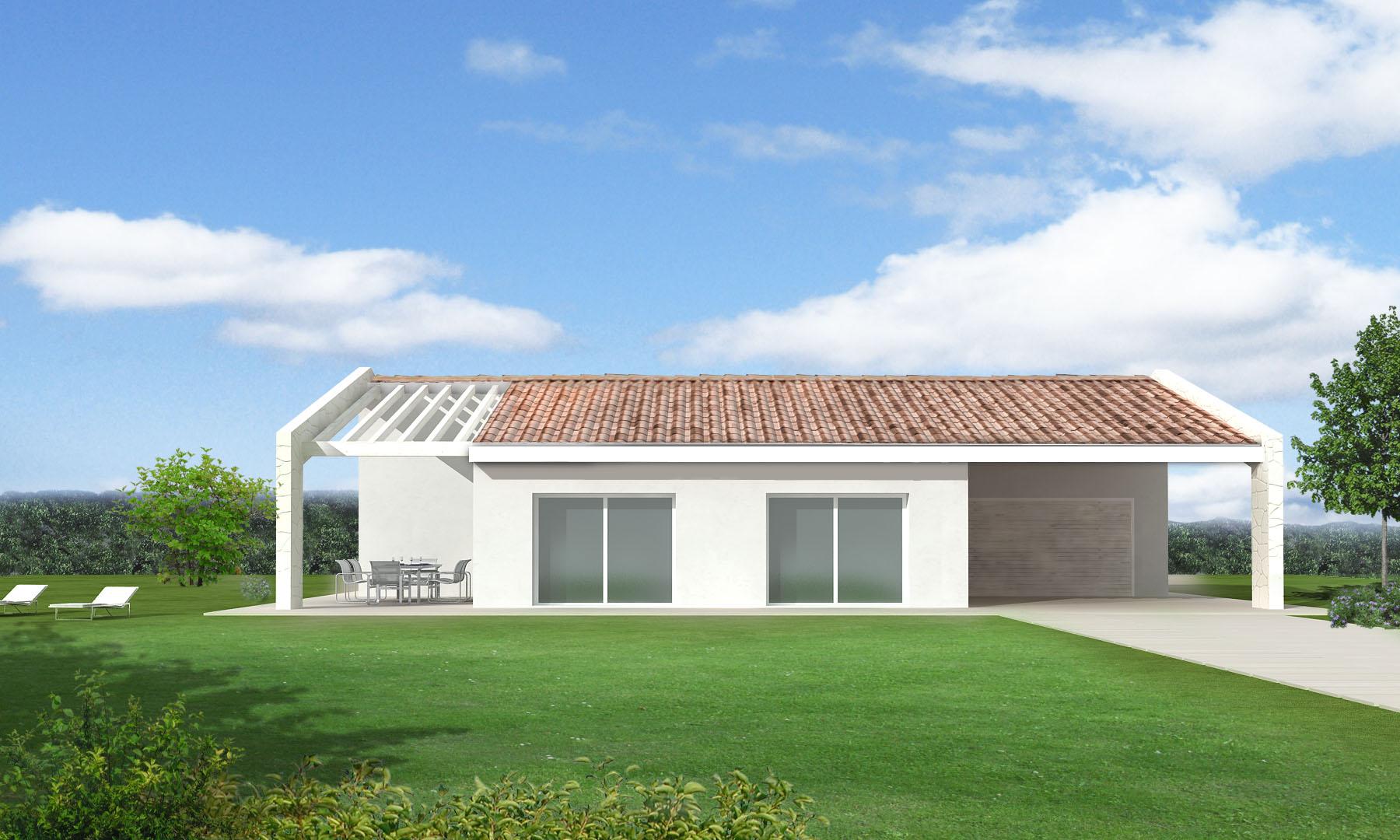 Case in legno vicenza case passive case in bioedilizia for Casa moderna con tetto in legno