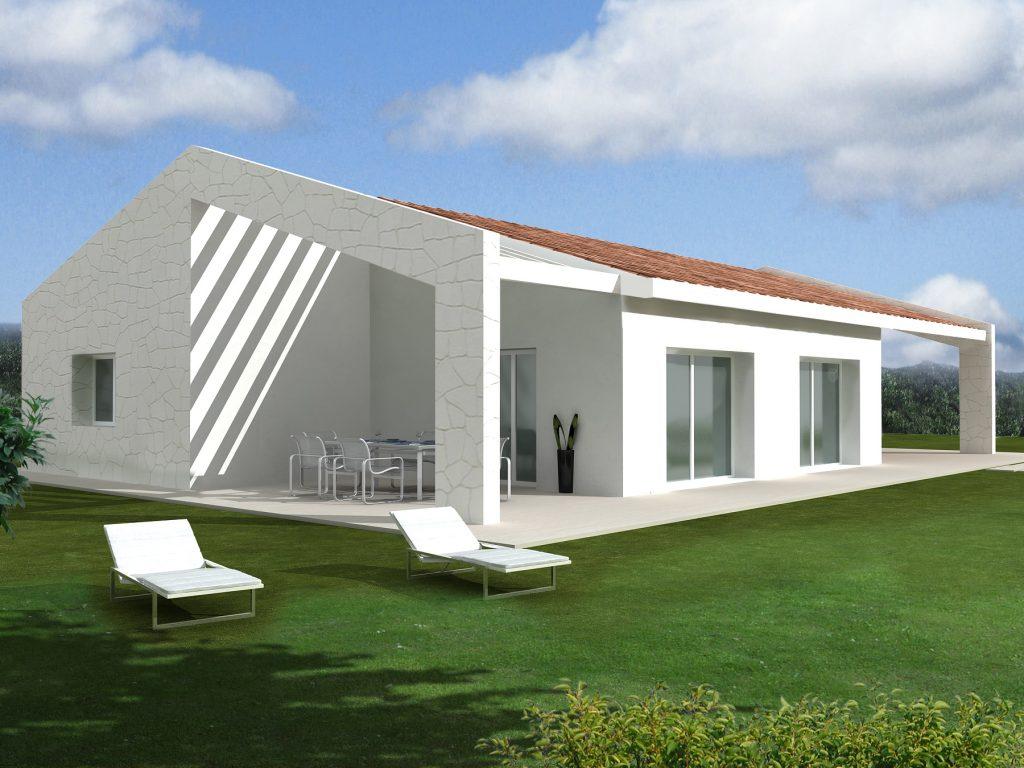 Casa ecologica passiva a salgareda treviso casa in for Case moderne prezzi
