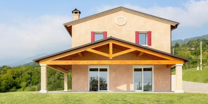 Ville moderne - Costi costruzione casa in legno ...