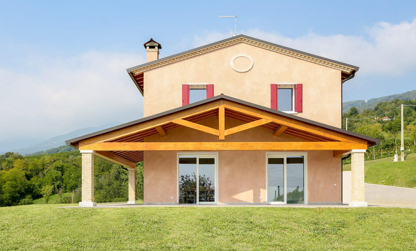 Case In Legno Costi : Case in legno di casa prefabbricate costi prezzi passiva classe