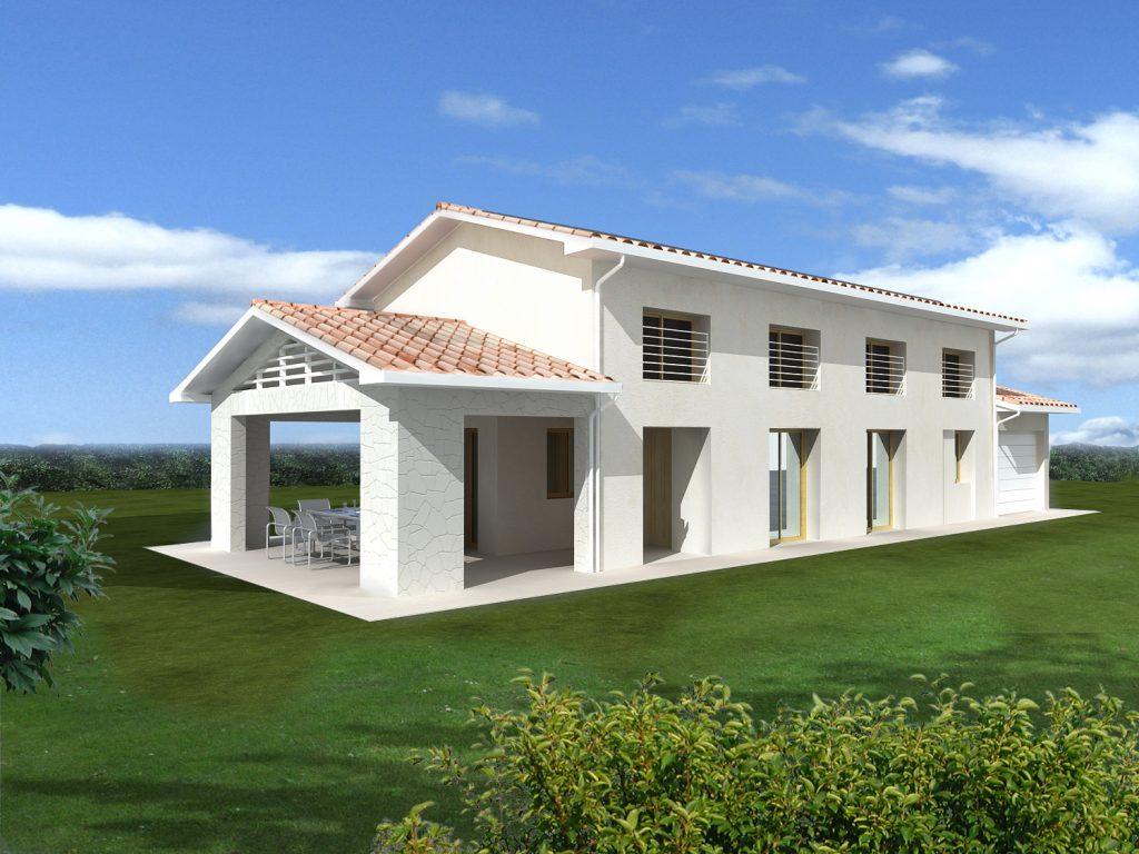 Casa ecologica passiva a rubano padova case in legno for Case in legno passive