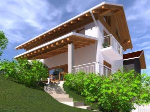 Case in legno di rovereto trento treviso vicenza padova for La tua casa trento