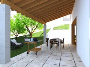 Case in legno di rovereto trento treviso vicenza padova for Progetti case ecologiche