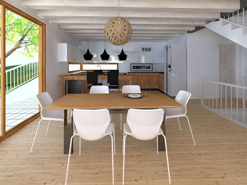 Case in legno di rovereto trento treviso vicenza padova for Casa tua arredamenti rovereto