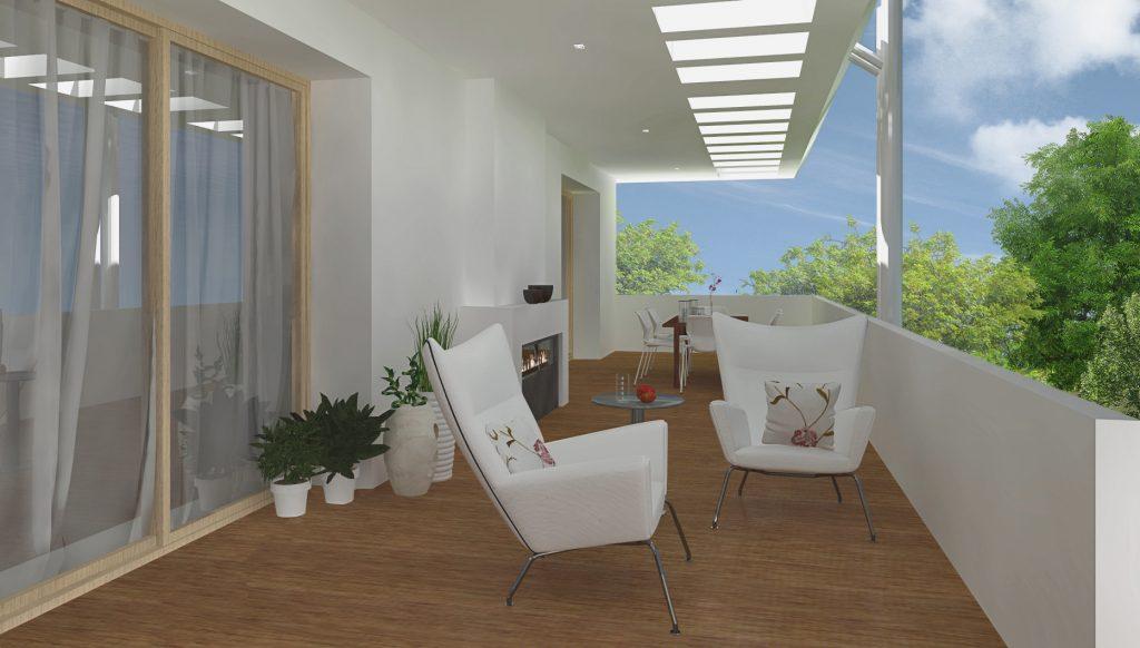 Ristrutturazione edilizia e riqualificazione energetica di una villa ...