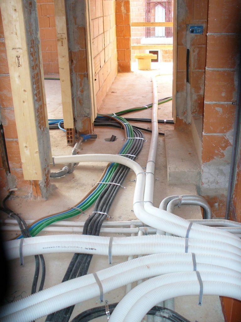 Impianto ideale di case ecologiche passive e case in legno for Casa in legno o muratura