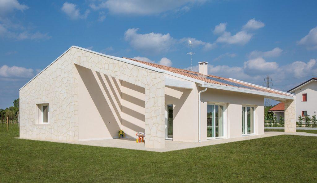 Case ecologiche passive e case in legno treviso for Casa moderna un piano