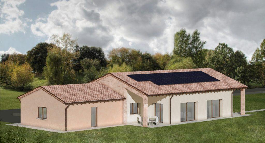 Casa ecologica passiva ad annone veneto venezia case in - Progetto casa ecologica ...