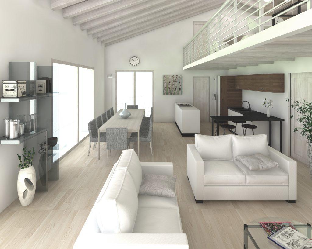 Casa ecologica passiva ad annone veneto venezia case in legno studio di architettura - Progetto casa ecologica ...