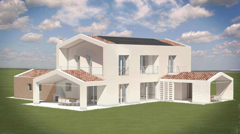 Case in legno di costi prezzi passiva classe oro for Progetti case ecologiche